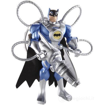 Batman Total Armor deluxe - Batman con spine buster (V8410)