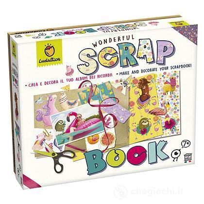 Wonderful scrapbook (7814)