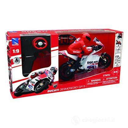 Moto Ducati Dovizioso Radiocomando 1:9 88815