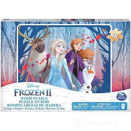 Frozen 2 - Puzzle Legno 48 Pezzi