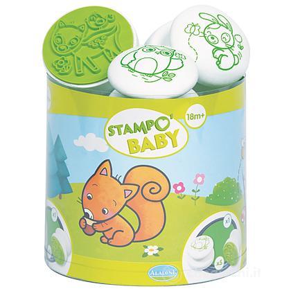 Stampo Baby - Bosco