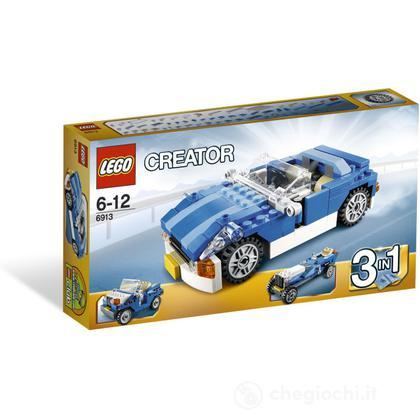 LEGO Creator - Auto Sportiva Blu (6913)