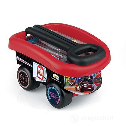 Carrellino artista Cars (54815)