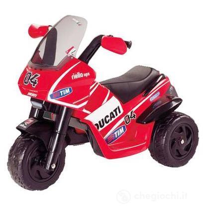 Moto Ducati Desmosedici Raider 1MO.6V.