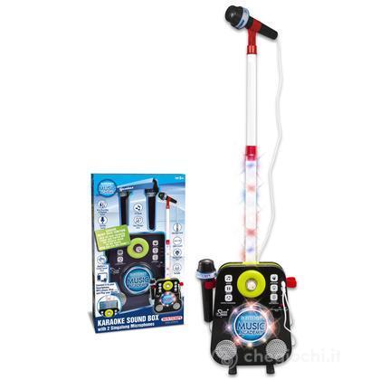 Microfono Asta con Sound Box 42 5030
