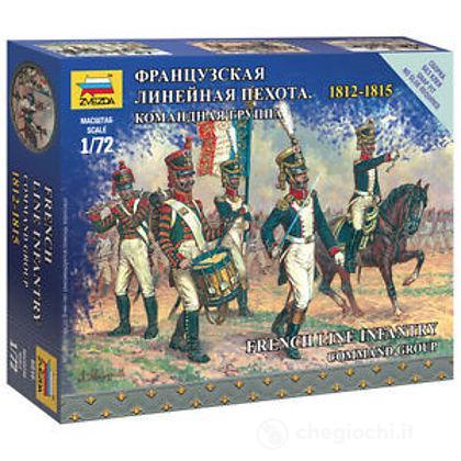 Soldati Fanteria francese 1/72 (6816)