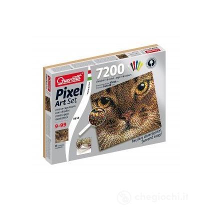 Pixel Art Set - 7200 - Gatto (0816)
