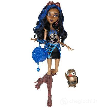 Monster High Doll -  Rebecca Steam (X6948)