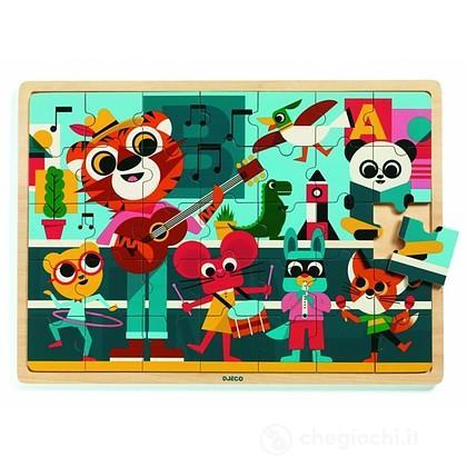 Puzzle Music (DJ01817)