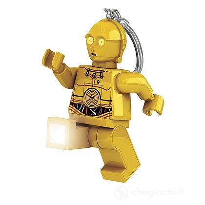 Portachiavi Torcia LEGO Star Wars C3PO