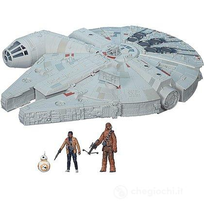 Star Wars VII Veicolo Millennium Falcon (B3678)