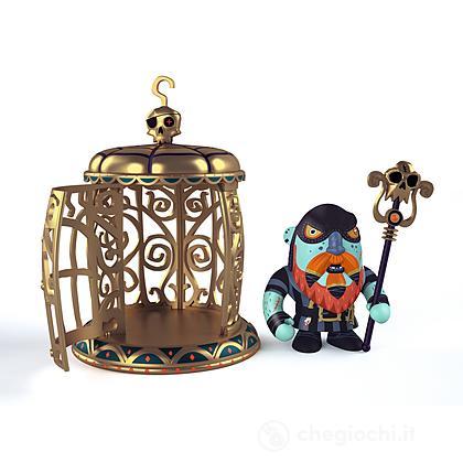 Gnomus & Ze cage (DJ06820)