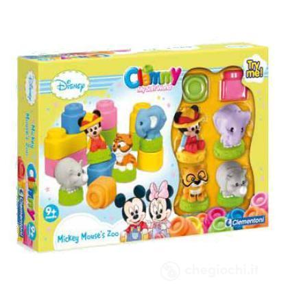 Clemmy Disney baby - Topolino zoo