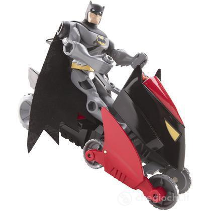 Batman Total Armor con veicolo  - Fuoristrada (V8417)