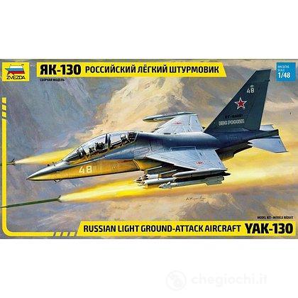 Aereo Russo YAK - 130 Trainer 1:48 (ZS4821)