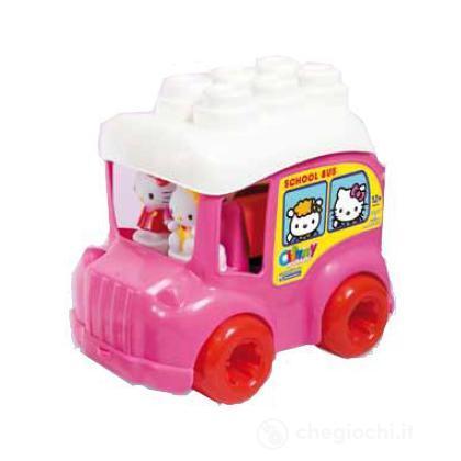 Clemmy Hello Kitty - Scuola bus