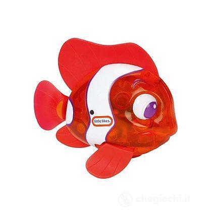 Pesce scintillante spruzza acqua rosso (9038008)