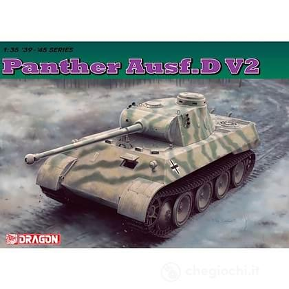 Carro armato Panther AUSF.D V2 1/35 (DR6822)