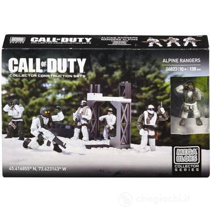 Call Of Duty Alpine Rangers (06823U)