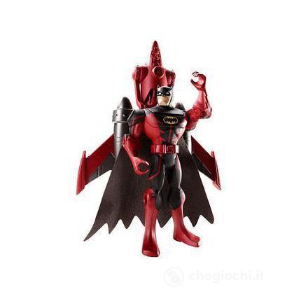 Batman Total Armor deluxe. Batman con razzo (V8419)