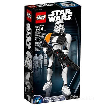 Comandante Stormtrooper - Lego Star Wars (75531)