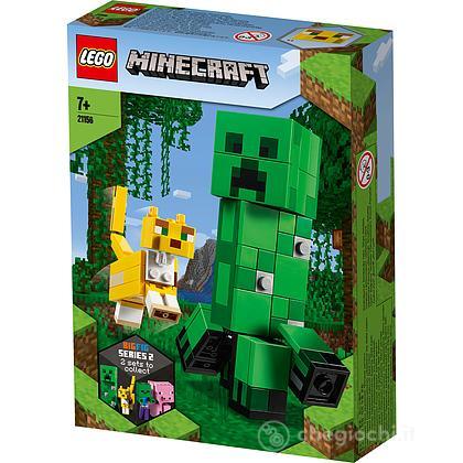 Maxi-figure Creeper e Gattopardo - Lego Minecraft (21156)