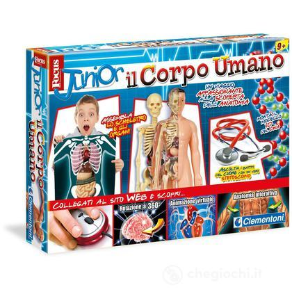 Il corpo umano Focus junior (13823)