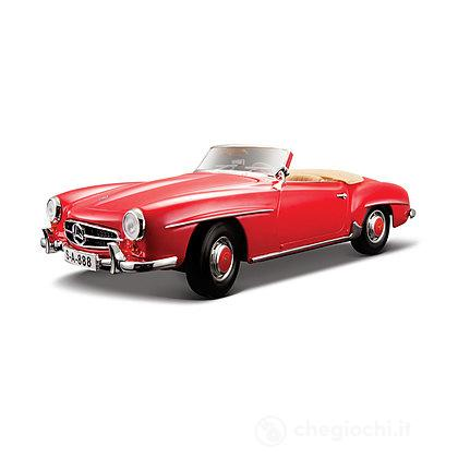 Mercedes-Benz 190 SL 55 Red Vintage 1:18 (31824)