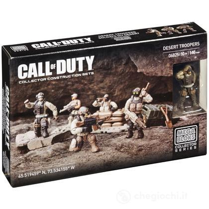 Call Of Duty Truppe Del Deserto 5pz T 06825U