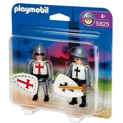 Duo pack con cavaliere o crociato (5825)