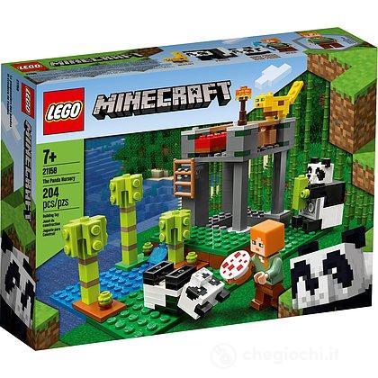 effect new Year teens  L'allevamento di panda - Lego Minecraft (21158) - Set costruzioni - Lego -  Giocattoli   chegiochi.it