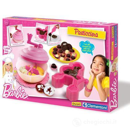 I can be pasticciera Barbie