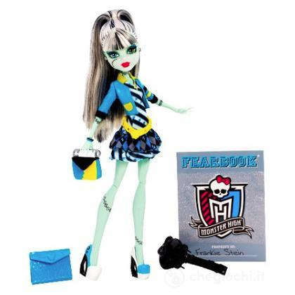 Monster High Picture Day - Frankie (BBJ71)