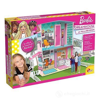 la casa delle barbie