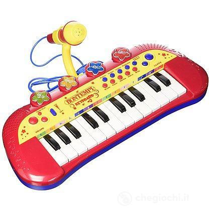 Tastiera Elettronica 24 tasti con microfono ( 12 2931)