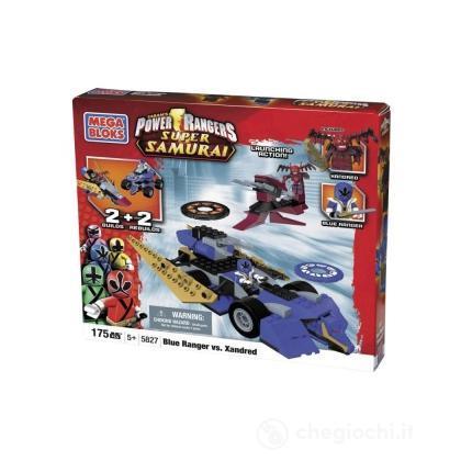 Blue Ranger Showdown (Blue Ranger vs Xandred) (05827)