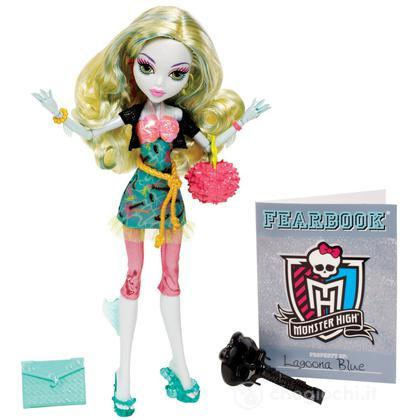 Monster High Picture Day - Lagoona (BBJ72)