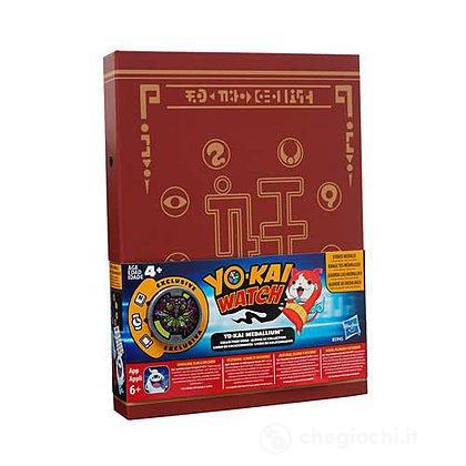 Yo-Kai - Gioco Medallium Collector Book (B5945EQ0)