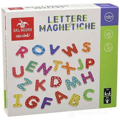 Lettere Magnetiche in legno (53827)