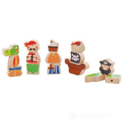 Set Magnetico Pirati (82827)