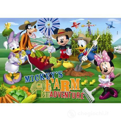 Puzzle 104 Pezzi Mickey Mouse (278270)