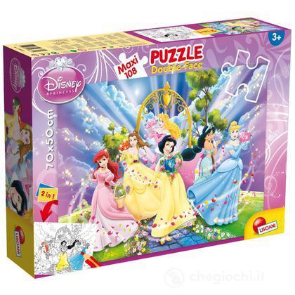 Puzzle Double Face Supermaxi 108 Princess