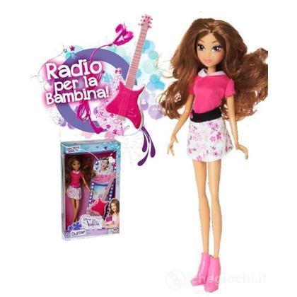 Violetta con Chitarra radio (2251)
