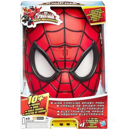 Spider-Man Maschera Elettronica (B0570EU4)