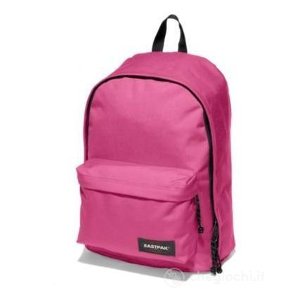 Zainetto Out of Office in tessuto poliammide Rosa con scomparto porta PC (98G EK767)