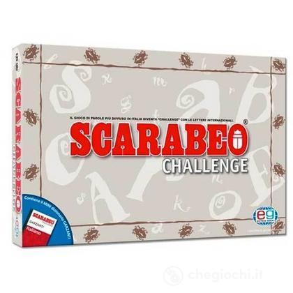 Scarabeo challenge giochi da tavolo editrice giochi giocattoli - Scarabeo gioco da tavolo ...