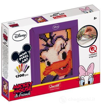 Pixel Art Mini - Daisy Duck (00828)