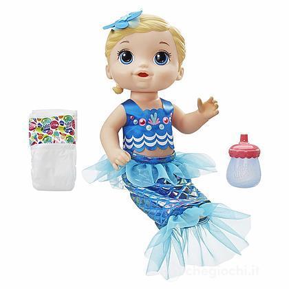 Baby Alive Magica sirena bionda (M28Z48)