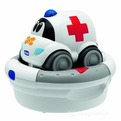 Gioco RC Charge & Drive Ambulanza