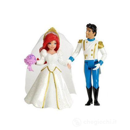Principesse Disney nozze da sogno - Ariel (T7320)